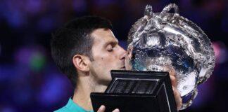 Djokovic Abierto de Australia