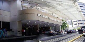 Falleció médico del Hospital de Clínicas Caracas
