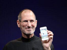 Solicitud de empleo de Steve Jobs