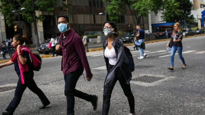 Venezuela 489 nuevos casos
