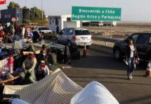 Chile cambia política migratoria