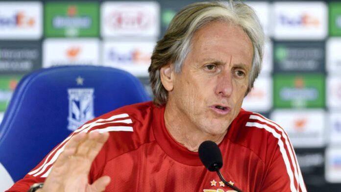entrenador del Benfica
