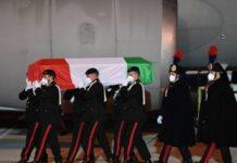 Italia ONU muerte de su embajador