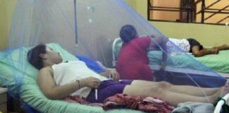 casos de malaria en Venezuela