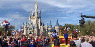 Disney desfile de gala del Super Bowl