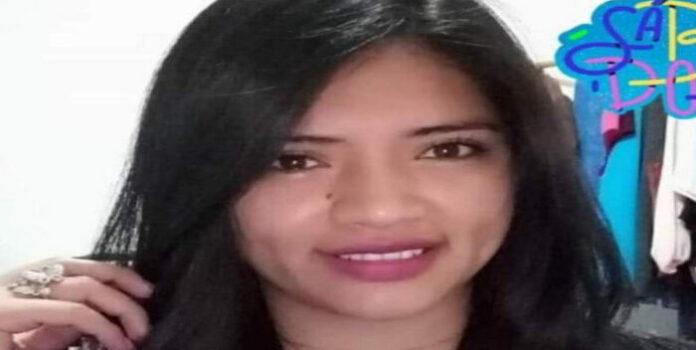 muerte de universitaria en Honduras