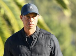 Tiger Woods sufrió accidente