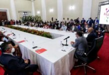 Comisión de diálogo de la AN en Carabobo