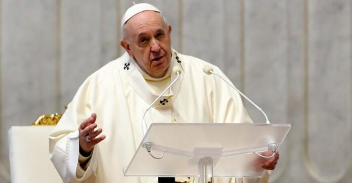 Mafias explotan la pandemia, según el Papa Francisco