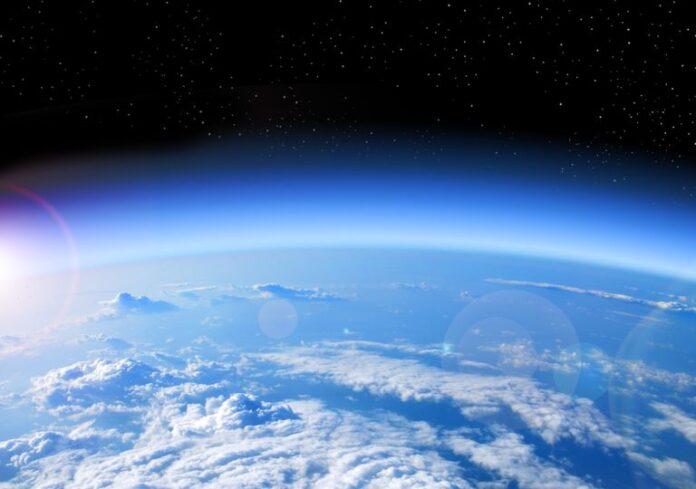 Oxígeno en la Tierra