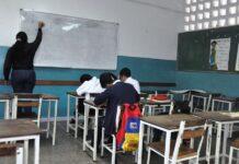 anular clases presenciales