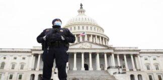 militarización del Capitolio