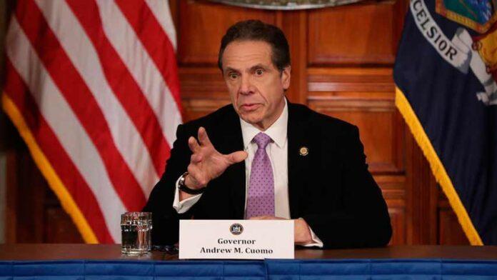gobernador de Nueva York acoso