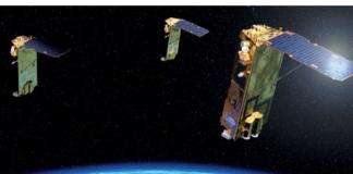 francia ejercicio militar en el espacio