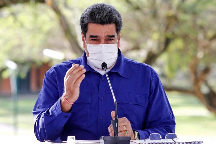 Maduro ofreció petróleo por vacunas