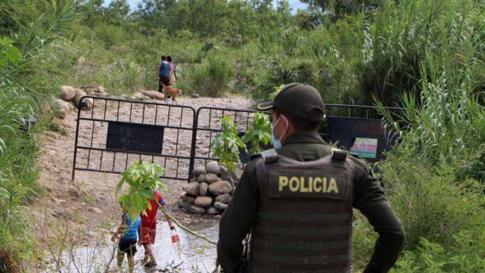 centro de atención para los migrantes venezolanos