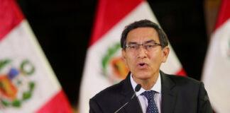 prisión para expresidente Vizcarra