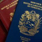 nuevos precios del pasaporte venezolano