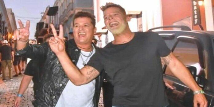 Ricky Martin y Carlos Vives canción bonita