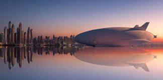 La aeronave más grande del planeta