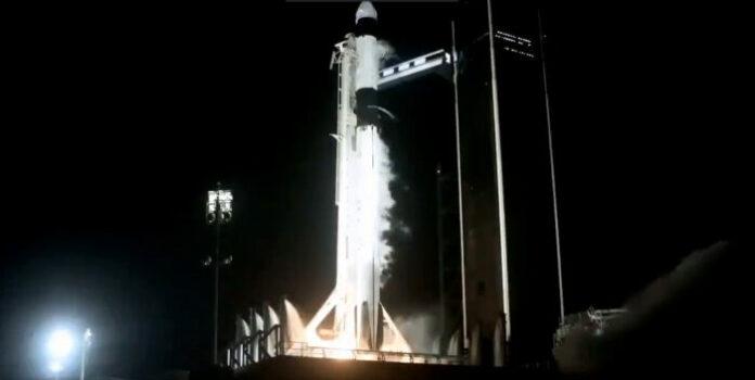 segunda misión tripulada de la NASA y SpaceX