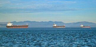 EEUU monitorea barcos iraníes