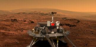 China aterriza su primer lander