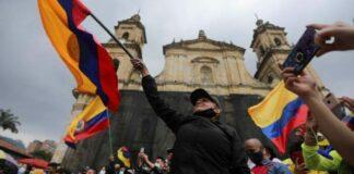 Gobierno colombiano cesen del bloqueo