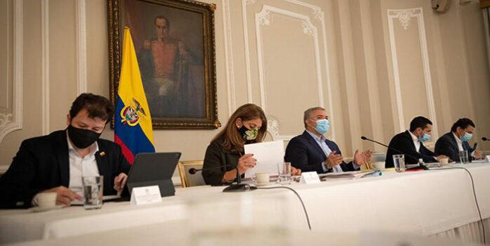 Colombia avanza en diálogo político