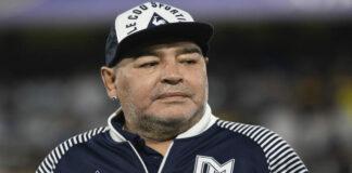 Abogado de Maradona