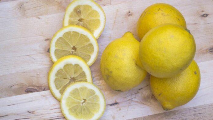 Trucos con el limón