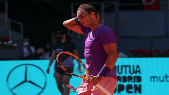 Nadal eliminado ante Zverev