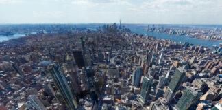 Esta es la imagen aérea más grande de Nueva York