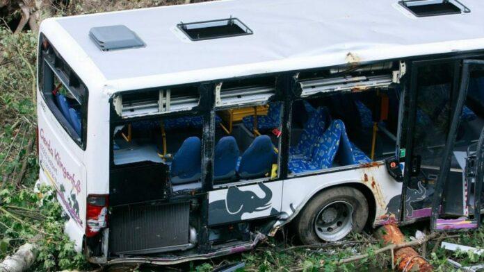 17 muertos en accidente de autobús en Perú
