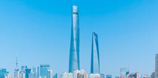 Hotel más alto del mundo en Shanghái