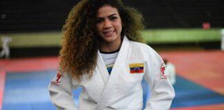 Anriquelis Barrios Juegos Olímpicos