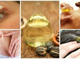 Beneficios del aceite de ricino