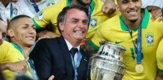 Brasil negocia la Copa América
