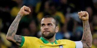 Brasil convoca a Dani Alves