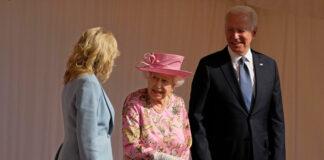 la reina Isabell II