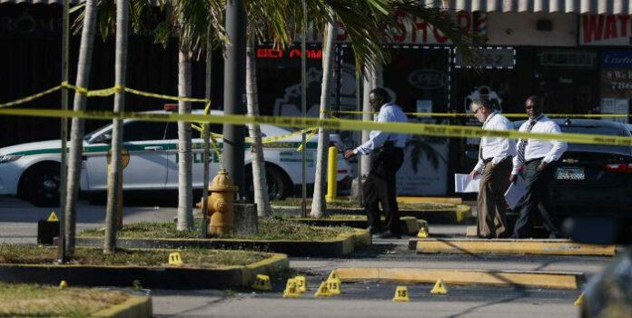 Otro tiroteo en Miami