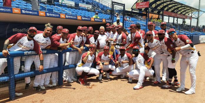 Venezuela Preolímpico de beisbol