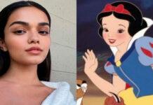 Rachel Zegler será Blancanieves