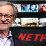 Spielberg acuerda con Netflix