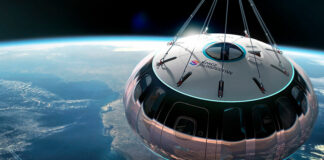Vuelos espaciales