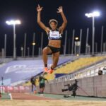 Yulimar Rojas récord mundial en Madrid