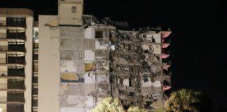 Sube cifra de muertos en derrumbe de Miami