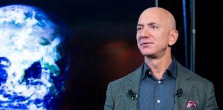No quieren que Jeff Bezos regrese a la Tierra