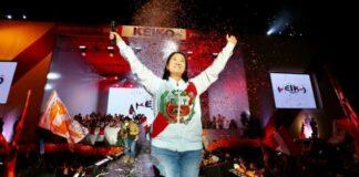 revisión de los votos Keiko Fujimori
