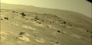 Las nubes de Marte